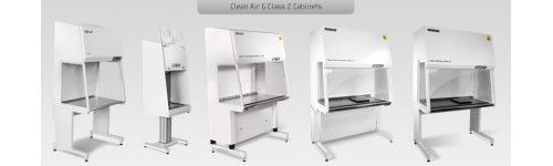 LaboGene ScanLaf Safety Cabinets