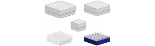 Custom BioGenic Systems boxes and dividers