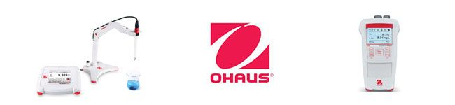 OHAUS Conductivity Meters