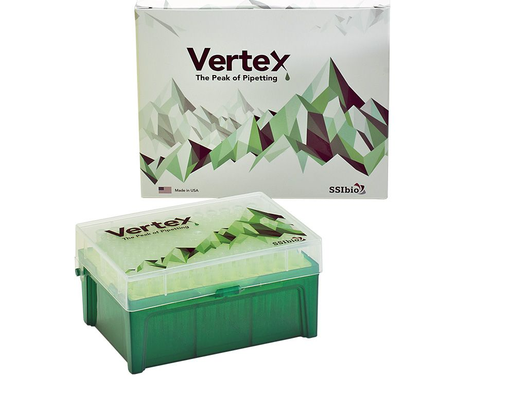 Vertex Standard Pipette Tips
